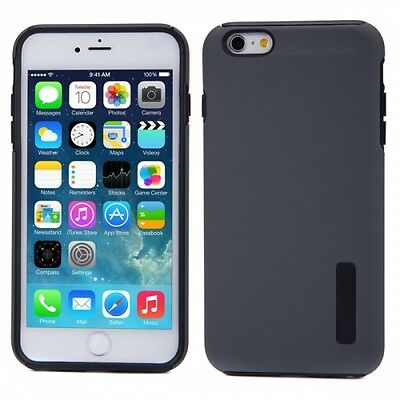 AU10.75 • Buy IPHONE 6 6S DROP-PROOF HYBRID DUAL LAYER ARMOR DEFENDER PROTECTIVE CASE COVER