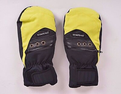 $42.25 • Buy 2016 NWT WOMENS POW ASTRA MITTENS $65 M Solar Removable Liner Waterproof Gloves