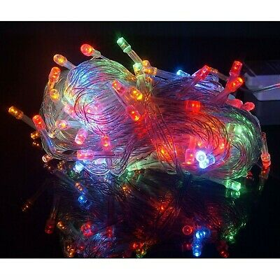 $5.99 • Buy Fairy Lights For Bedroom Indoor LED String Lights Room Decor Expandable 33ft