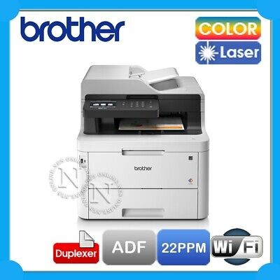 AU565 • Buy Brother MFC-9330CDW 4-in-1 WIFI Color Laser Printer FREE UPGRADE To MFC-L3745CDW