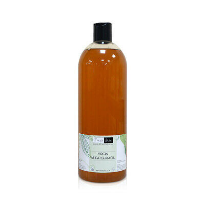 £5.45 • Buy 100ml Wheatgerm Virgin Oil | Cold Pressed 100% Pure Unrefined Carrier Oil