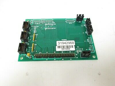 $56 • Buy Bridgeport 31942968 AXSBOB PCB Assembly For 2 Axis Control *Damaged Connector*