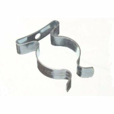 Pack Of 4 X 1 1/2  Inch Large 38mm Tool Storage Spring Terry Clips  BZP • 3.98£