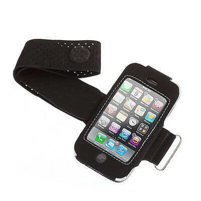 £5.92 • Buy IPod TOUCH IPhone - SPORTS WORKOUT GYM RUNNING ARM-BAND STRAP FITNESS CASE COVER