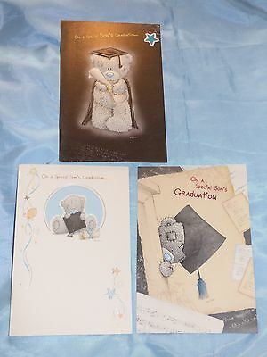 Graduation Card Son  Me To You Tatty Teddy Exams Degree Pass Passed Cute Bear • 1.99£