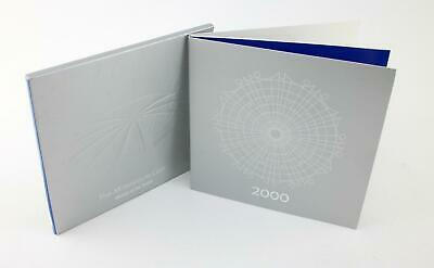 £44.99 • Buy Royal Mint 2000 United Kingdom Brilliant Uncirculated Millenium Dome Crown Pack