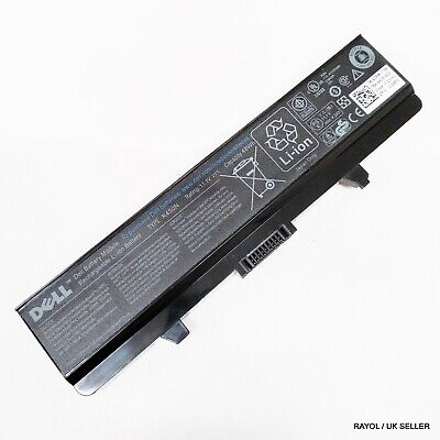Genuine Dell 6-cell Battery For Inspiron 1525, 1526, 1545, Replaces X284G, RN873 • 37.98£