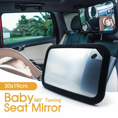 AU18.99 • Buy  Car Baby Seat Inside Mirror View Back Safety Rear Ward Facing Care Child Infant