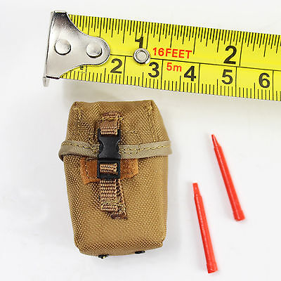 $9.99 • Buy TA88-02 1:6 Soldier Story ACU M249 Gunner - Pouch&Light