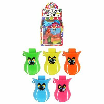 Duck Quack Whistle Childrens Kids Party Boys Girls Loot Bag Fun Toy Fillers • 4.49£