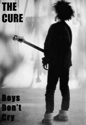 £5.06 • Buy THE CURE POSTER Boys Don't Cry RARE NEW HOT 24x36