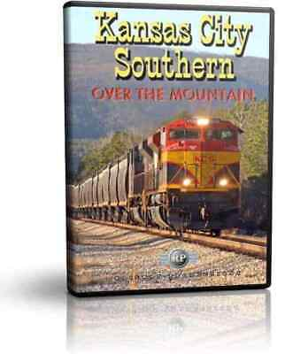 £21.26 • Buy Kansas City Southern Over The Mountain - Railway Productions Train DVD Video