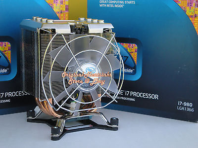$ CDN77.08 • Buy Intel Gaming Cooler Heatsink Fan For Extreme Socket LGA1366 Processor-CPU - New