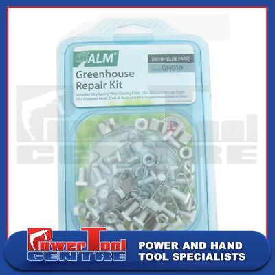 £5.89 • Buy ALM GH010 Garden Greenhouse Service Repair Kit Spring Wire Glazing Clips