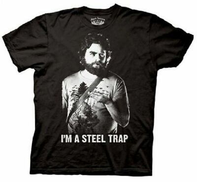 Adult Black Comedy Movie The Hangover Alan Photo I'm A Steel Trap T-shirt Tee • 16.98£