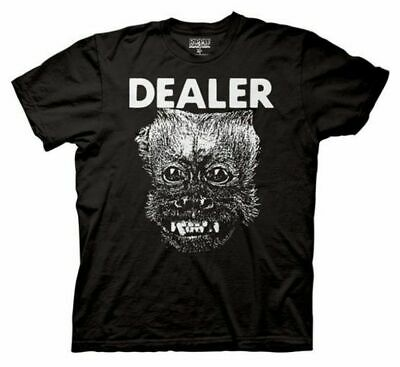 Adult Mens Black Comedy Movie The Hangover 2 Monkey Face Dealer T-shirt Tee • 16.98£