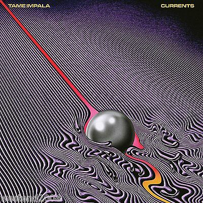 Tame Impala ~ Currents ~ NEW CD ( Sealed Digipak ) • 5.99£