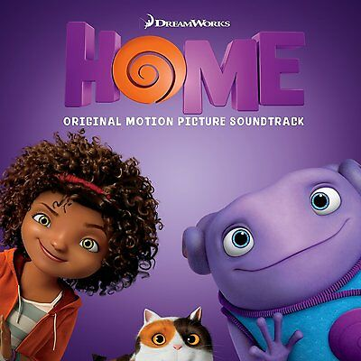AU17.49 • Buy Home ~ Movie Soundtrack ~ NEW CD Album ~ Rihanna ~ Charli XCX ~ Dreamworks Ost