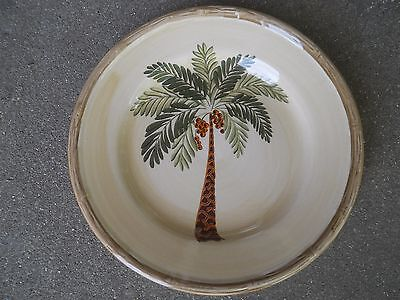 $5 • Buy Home Trends WEST PALM 8  Salad Plate  Palm Tree
