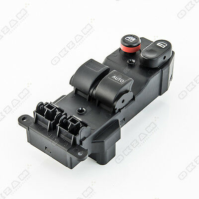 Window Control Switch For Honda Jazz 2 Ii Front Right *new* • 62.99£