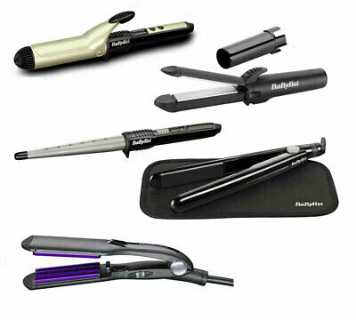 £22.50 • Buy BaByliss Hair Straightener / Curling Tong Wand / Crimper / Hair Curler