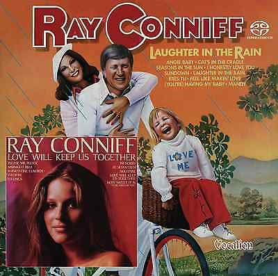 Ray Conniff -Laughter In The Rain & Love Will Keep Us Together- Multi-ch Stereo  • 13.99£