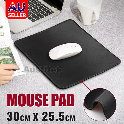AU9.95 • Buy Non-Slip Gaming Mouse Pad Keyboard Mat Office Desk Mousepad Optical Laser Mouse