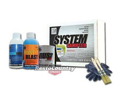 AU49 • Buy KBS Coatings System Small Kit Chassis Coater SILVER Rust Preventative