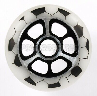 £4.95 • Buy Yak FA Metal Core 100mm Scooter Wheel - White (slightly Discoloured)