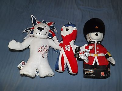 Olympic Mascots Soft Toys Tagged Common Wealth Games Karak • 11.99£