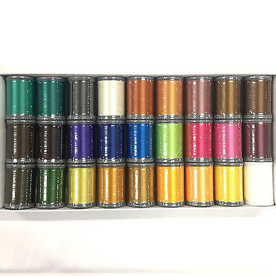 £136.52 • Buy Janome Polyester Embroidery Thread Assortment Set #3