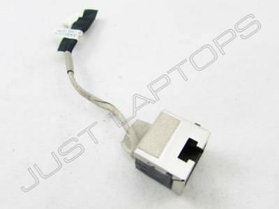 £9.95 • Buy Genuine Toshiba NB500 Ethernet LAN Port Jack & Cable Connector DC30100CA00
