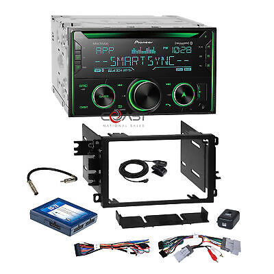 $235.95 • Buy Pioneer Stereo Dash Kit Bose Onstar Interface Harness For 2000-up GM Chevrolet