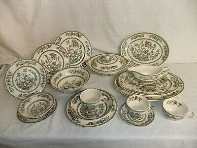 £3.99 • Buy C4 Pottery Ironstone Johnson Bros - Indian Tree - Large Selection Of Items 1B3E