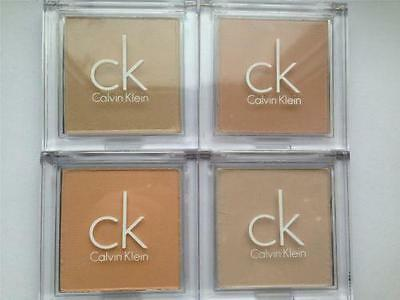 Calvin Klein Natural Purity Long Wear Pressed Powder Foundation **choose Shade** • 3.75£