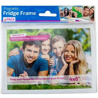 £2.19 • Buy 3 X 6x4  Magnetic Photo Pouches Personalised Gift Paper Pouch Picture Frame