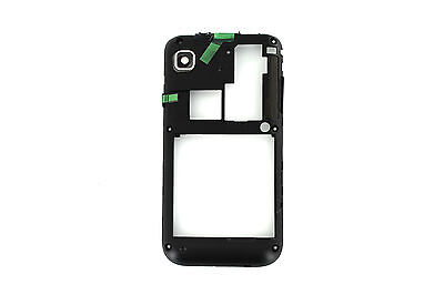 £4.98 • Buy Genuine Samsung Galaxy S I9000 / I9001 Black Chassis / Rear Cover - GH98-16686A