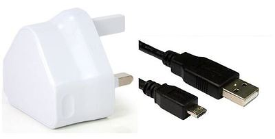 £8.99 • Buy Beat Box 203 MS-203 Wireless BT Speaker REPLACEMENT USB WALL CHARGER AND CABLE