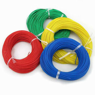 £6.99 • Buy  1pcs Thin 1mm-Diameter Electronic Wires Multi-Strand Multi-Color Length-70M