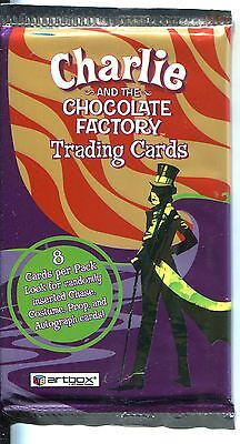 £2.47 • Buy Charlie & The Chocolate Factory Factory Sealed Hobby Packet / Pack