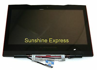 $99.99 • Buy OEM Dell Alienware M11x R3 LCD Screen Display Assembly - RED - Grade A