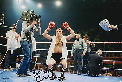 £34.99 • Buy Charlie Magri Hand Signed Boxing 12x8 Photo.