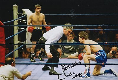 £34.99 • Buy Charlie Magri Hand Signed Boxing 12x8 Photo 3.