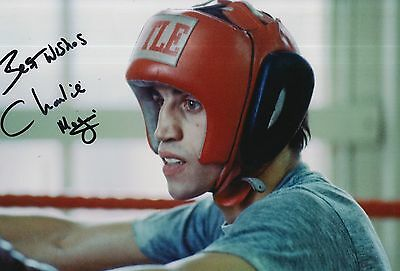 £34.99 • Buy Charlie Magri Hand Signed Boxing 12x8 Photo 4.