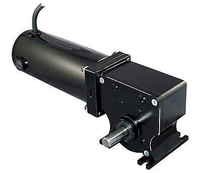 $488.82 • Buy Dayton 24 Volt DC Right Angle Gear Motor 1/8 Hp 54 RPM # 5LAG3