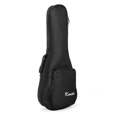 AU17.99 • Buy Kmise  Concert Ukulele Gig Bag For 23 Inch Ukelele Guitar With Double Strap