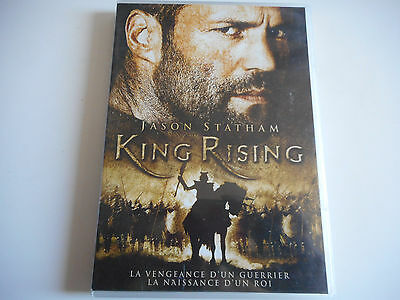 Dvd - King Rising - Jason Statham - Zone 2 • 6.02£