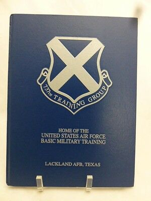 $48.97 • Buy 737th U.S. Air Force Basic Military Training School Lackland AFB, Texas YEARBOOK