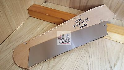 Blades For Japanese Hassunme Saws 110042 Rip Cut 250mm With Leather Case • 20.26£
