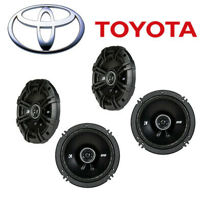 Fit Toyota Tundra 1999-2002 Factory Speaker Replacement Kicker (2) DSC65 Package • 129.80$